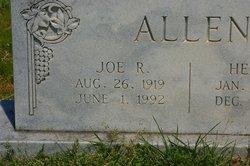 Joe Robert Allen