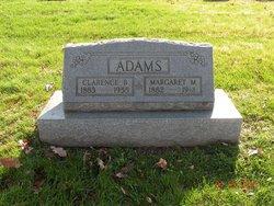 Margaret Maude <i>Williams</i> Adams