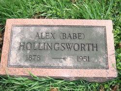 Alexander Babe Hollingsworth