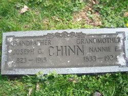 Nannie E Chinn