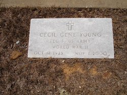 Cecil Gene Young