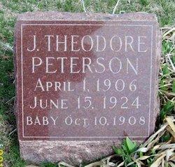 Infant Petersen