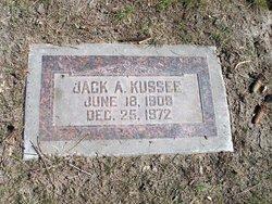 Jack A Kussee