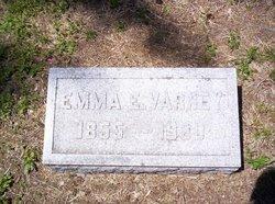 Emma Etta <i>Hatch</i> Varney