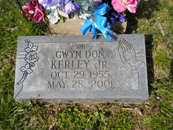 Gwyn Don Kerley, Jr