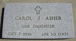 Carol J. Asher