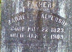 Barnett F. Alverson