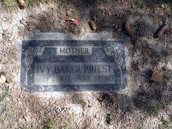 Ivy Baker Priest