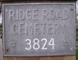 Ridge Road Cemetery