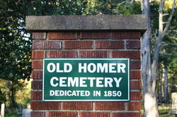 Old Homer Cemetery