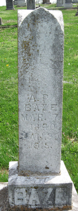 Abednego Peter Baze