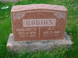 H Frank Robins