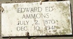 Edward Ed Ammons