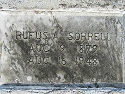 Rufus Alonza Sorrell