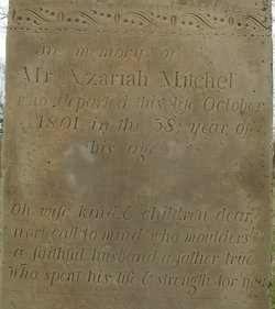 Azariah Mitchel