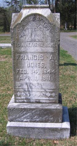 Francis A. Frank Jones