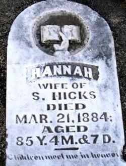 Hannah <i>Gray/Grey</i> Hicks