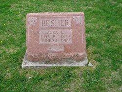 Laura Ellen <i>Rauls</i> Besher