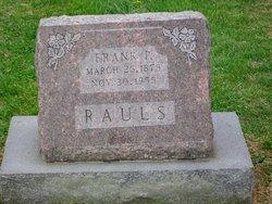 Frank Pinkney Rauls