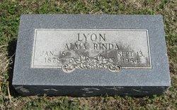 Alma Rinda Lyon