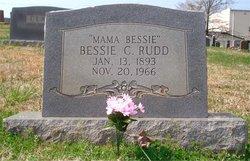 Bessie C. Rudd