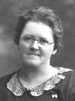 Bertha Lee <i>Williams</i> Ratcliffe