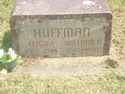 William A Huffman
