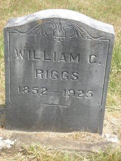 William C Riggs