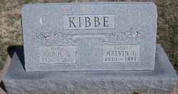 Carol Lorraine <i>LaFary</i> Kibbe
