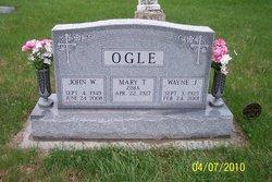 John Wayne Ogle
