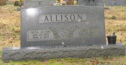 Mary Octa <i>Austin</i> Allison