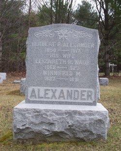 Herbert Richard Alexander