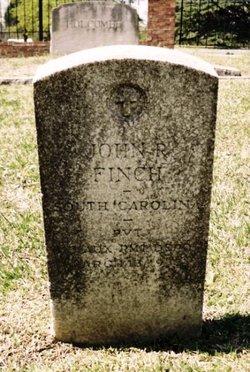 John R Finch