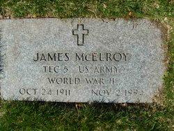 James McElroy, Jr