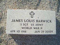 James Louis Barwick