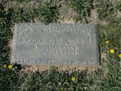 Claude Asa Ballard
