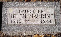 Helen Maurine Acklin
