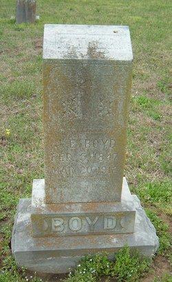 James Edward Boyd