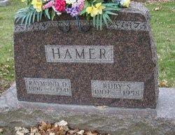 Ruby <i>Sailors</i> Hamer