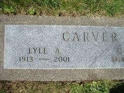 Lyle Arnold Carver