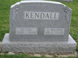 George Wilder Kendall