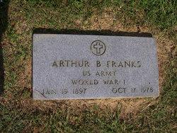 Arthur Benton Franks