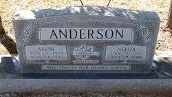 Oscar Alvin Anderson