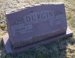 Pauline Aldice <i>Adams</i> Durgin