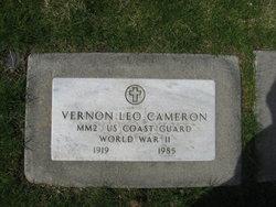 Vernon Leo Cameron