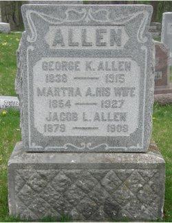 George Kinnick Allen
