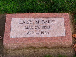 Daisy M. <i>Kerwood</i> Baker