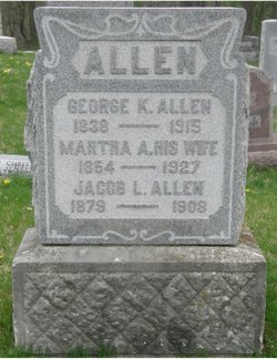 Jacob Lorenzo Allen