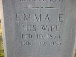Emma Elizabeth <i>Weber</i> Brueggemann