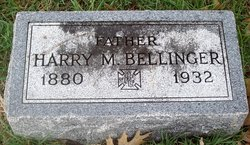 Harry Miller Bellinger